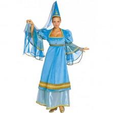 Princezná modrá - kostým