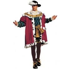 Henrich VIII - kostým