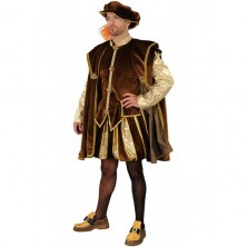 Benátsky dóža - kostým