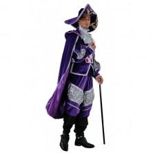 Deth in Venice - kostým mušketierský
