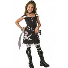 Scarlet dievčenský kostým