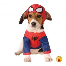 Spiderman - kostým pre psíkov
