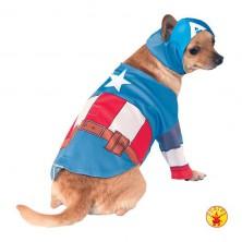 Captain America - kostým pre psíkov