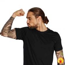 Tetovanie na paži SKULL