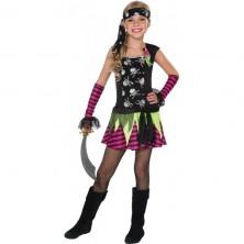 Punky Pirate - kostým