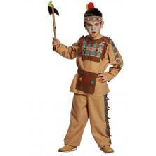Indián Nawi - kostým