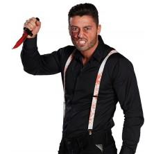 Zakrvaveniu nôž - dýka