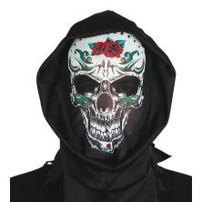 Polomaska smrť s ruží