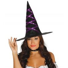 Čarodejnícky klobúk so stuhou
