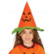 Detský čarodejnícky klobúk tekvica