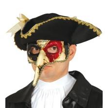 Benátska maska s nosom - muzika