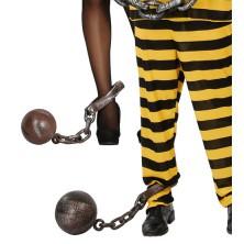 Väzenská guľa - okovy