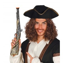 Pirátska pištoľ 50 cm