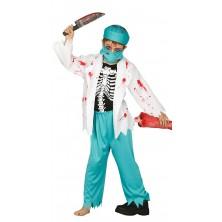 Kostým doktor zombie