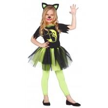 Kostým zelenej mačičky