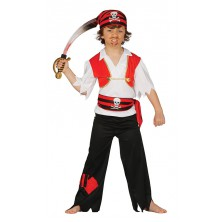 Pirát Joe - kostým