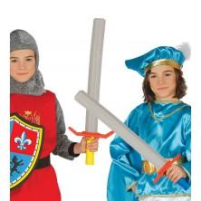 Rytiersky plastový meč