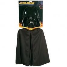 Detský kostým Darth Vader maska + plášť - Star Wars
