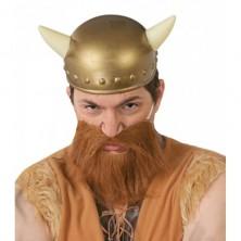 Helma Viking s rovnými rohmi