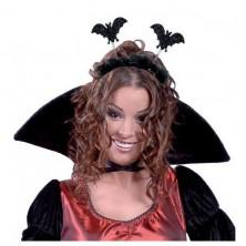 Čelenka s netopiermi