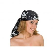 Pirát šatka s filcovou vložkou veľ. 56 - 57
