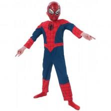Ulimate Spider Man Dlx  - licenčný kostým
