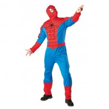 Kostým Spiderman Muscle Chest - licencie