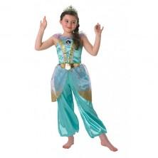 Kostým Jasmine s diadémom - licenčný kostým