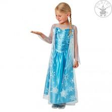 Kostým princezná Elsa z Ľadového kráľovstva