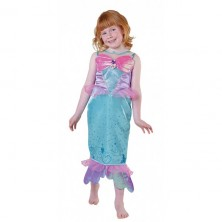 Kostým Arielle Royale - licenčný kostým