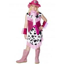 Kostým rodeo dievča