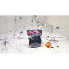 Pavučina čierna 60 gr.