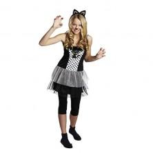 Mačka - šaty (kostým)
