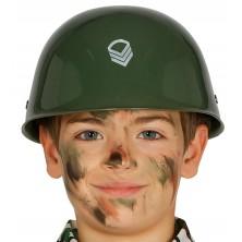 Vojenská prilba detská