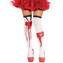 Pančuchy s krvavými záseky