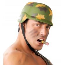 Vojenská prilba pre dospelých